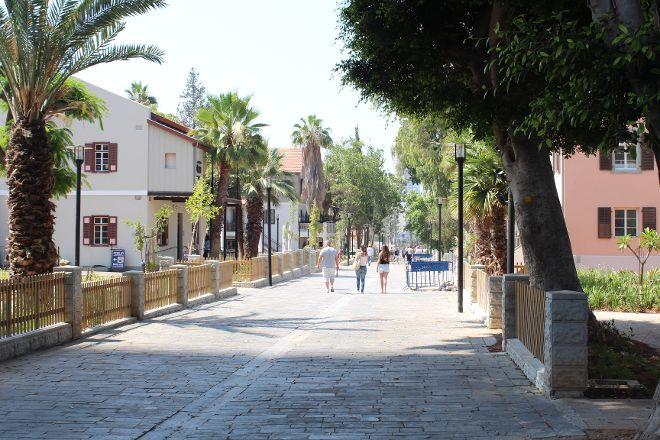 Sarona, Tel Aviv, Israel
