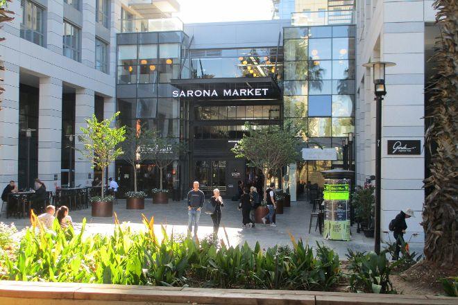 Sarona Market, Tel Aviv, Israel