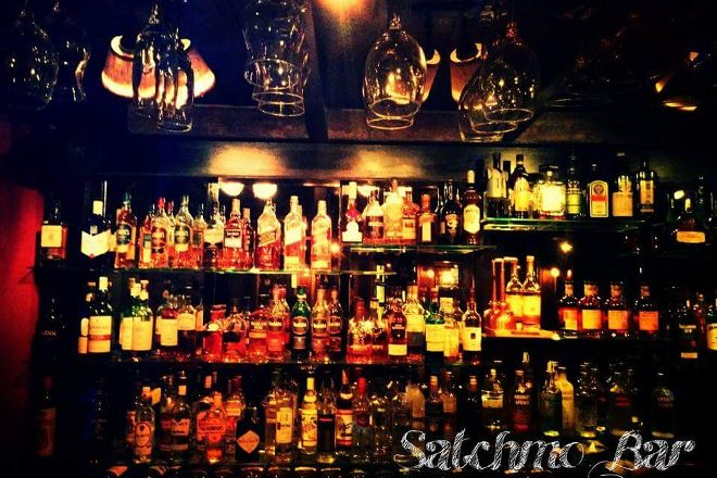 Satchmo Bar, Tel Aviv, Israel