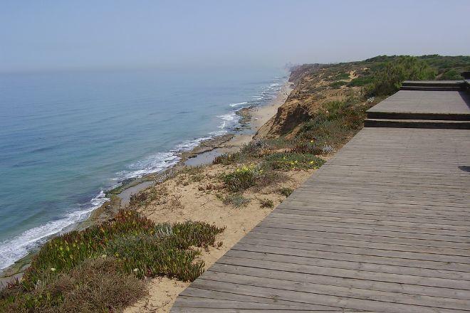 Sharon Beach National Park, Kibbutz Shefayim, Israel