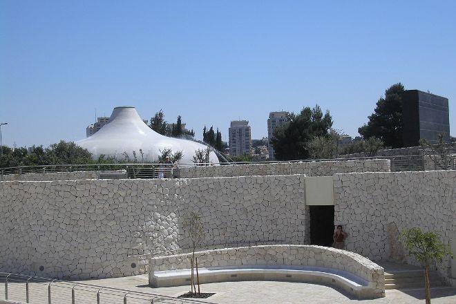 Shrine of the Book, Jerusalem, Israel