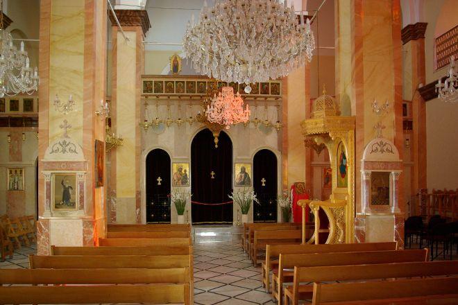 Synagogue-Church, Nazareth, Israel