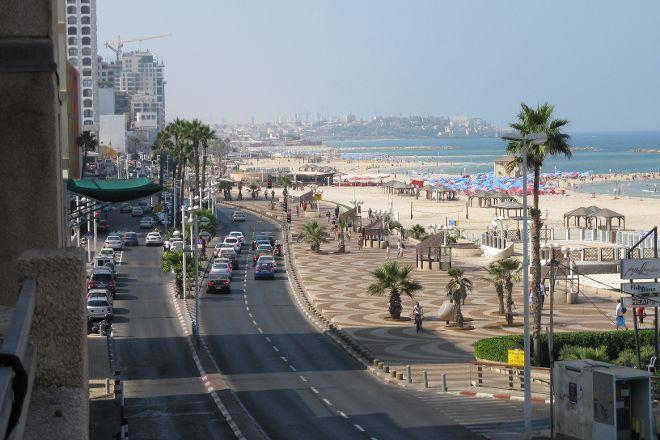Tayelet, Tel Aviv, Israel
