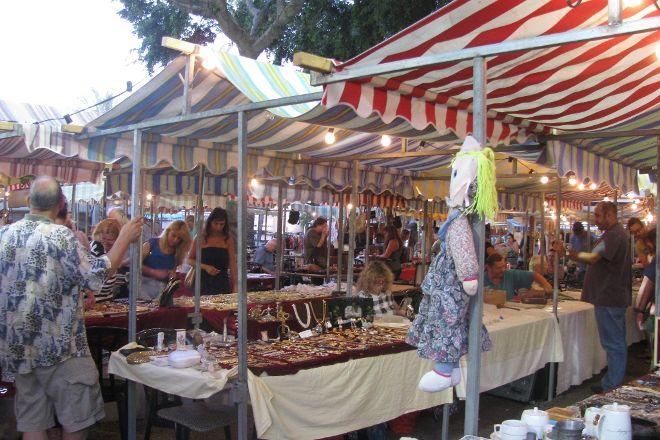 Tel Aviv Antiques Market, Tel Aviv, Israel