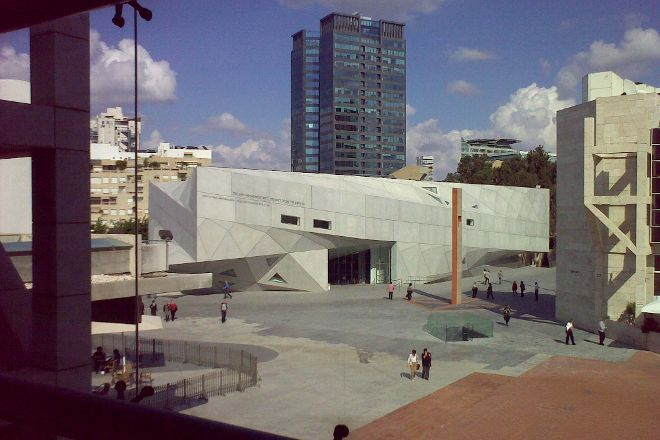 Tel Aviv Museum of Art, Tel Aviv, Israel