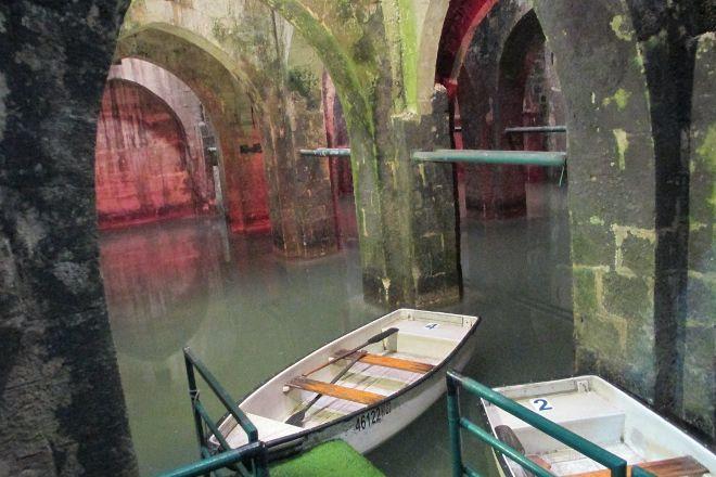 The Arches Pool, Ramla, Israel