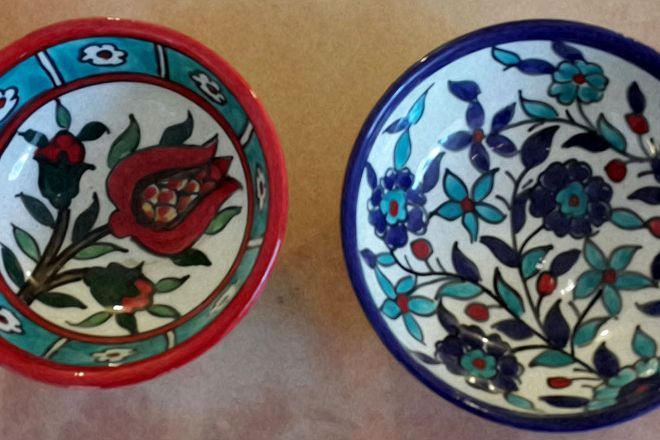 The Armenian Ceramics-Balian Ltd, Jerusalem, Israel