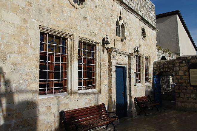 The Ashkenazi HaAri Synagogue, Safed, Israel