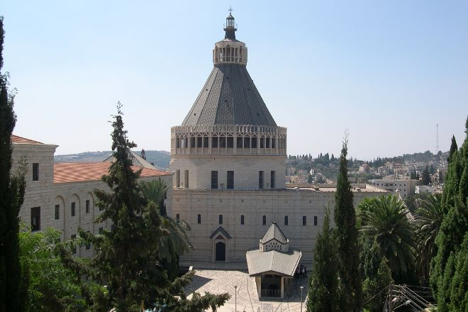 The Church of the Annunciation, Nazareth, Israel