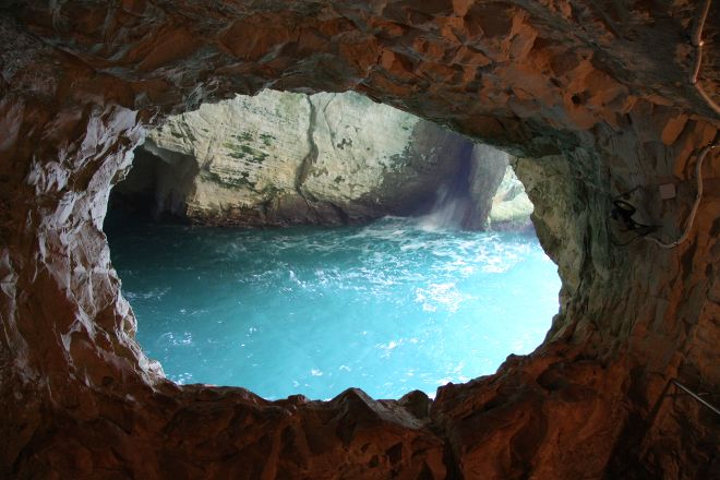 The Grottos at Rosh HaNiqra, Kefar Rosh HaNiqra, Israel