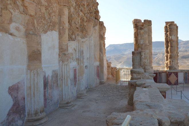 The Masada Museum, Dead Sea Region, Israel