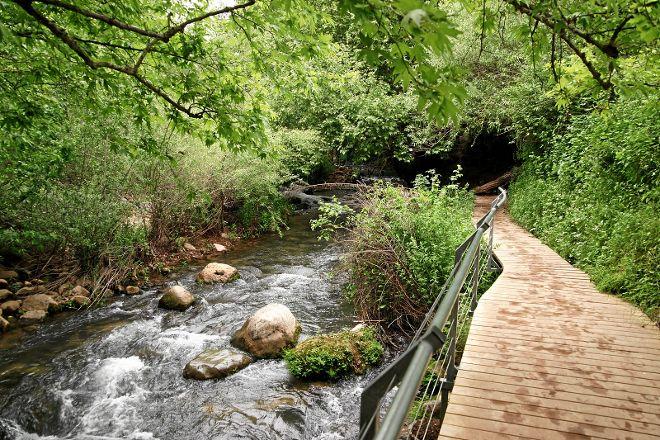 The Nahal Snir Nature Reserve (Hasbani), She_ar Yashuv, Israel