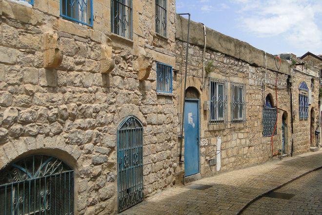 The Old City of Safed, Safed, Israel