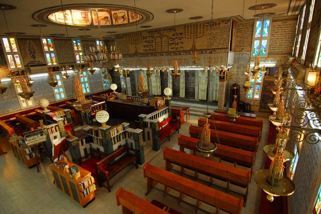 The Or Torah Synagogue, Acre, Israel