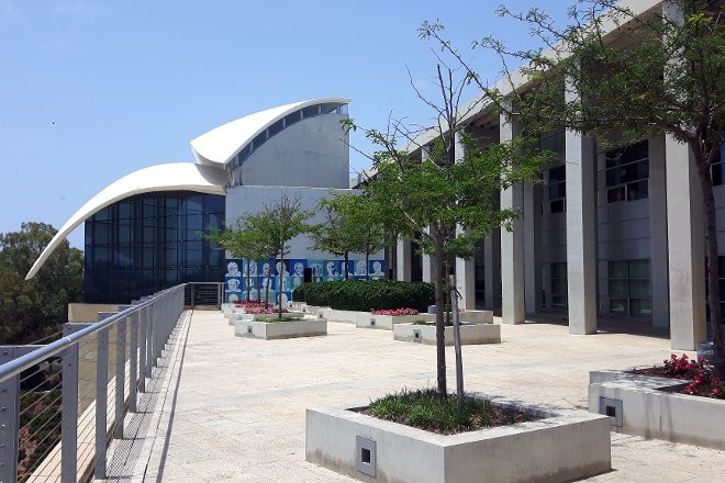 The Yitzhak Rabin Center, Tel Aviv, Israel