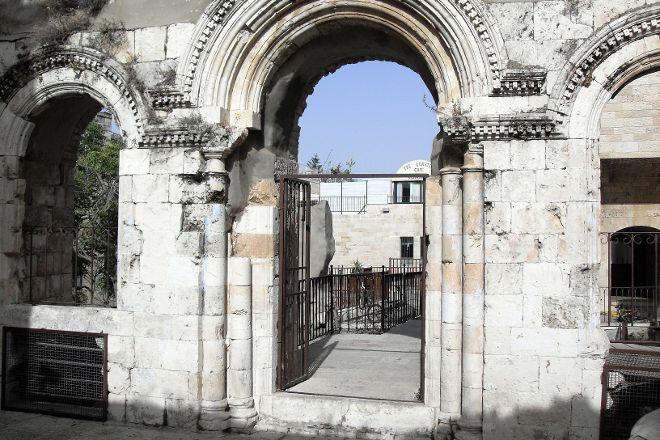 Tiferet Yisrael Synagogue, Jerusalem, Israel