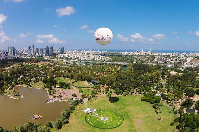 TLV Balloon, Tel Aviv, Israel