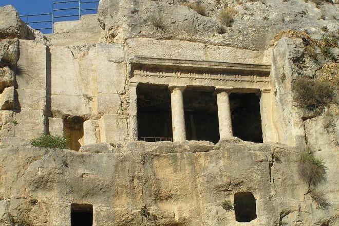 Tomb of Benei Hezir, Jerusalem, Israel