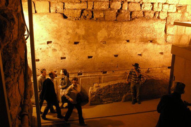 Underground Jerusalem, Jerusalem, Israel
