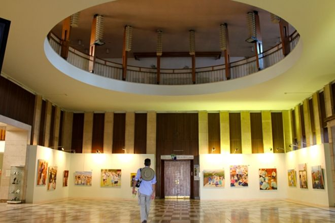 Wolfson Museum, Jerusalem, Israel