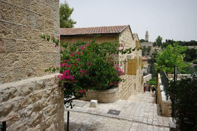 Yemin Moshe Quarter, Jerusalem, Israel