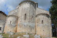 Abbazia di Santa Maria Assunta, Bominaco, Italy