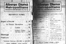 Albergo Diurno Venezia, Milan, Italy