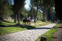 Antica Torre - Riding Ancient Rome, Rome, Italy