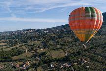 Balloon Adventures Italy, Bevagna, Italy
