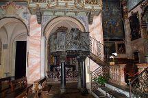 Basilica di San Giulio, Orta San Giulio, Italy