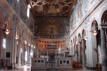 St. Clement Basilica, Rome, Italy
