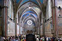 Basilica Papale e Sacro Convento di San Francesco d'Assisi, Assisi, Italy