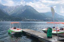 Boat2Go, Oliveto Lario, Italy