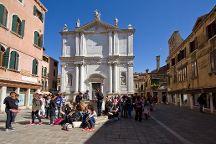 Campo San Toma, Venice, Italy