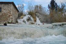 Cascate del Mulino, Saturnia, Italy