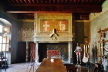 Castello di Issogne, Issogne, Italy