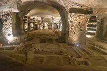Catacombe di San Gennaro, Naples, Italy