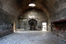 Central Thermae, Ercolano, Italy
