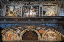 Chiesa di San Maurizio al Monastero Maggiore, Milan, Italy