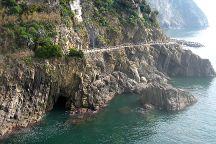 Cinque Terre footpaths, Cinque Terre, Italy