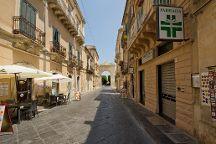 Corso Vittorio Emanuele III, Noto, Italy