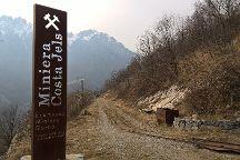 Ecomuseo Miniere, Gorno, Italy