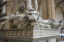 Ercole e Caco, Florence, Italy