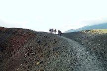 Etna People, Taormina, Italy