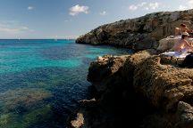 Grotte bue marino, Isola di Favignana, Italy
