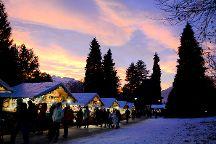 Il Parco Secolare degli Asburgo, Levico Terme, Italy