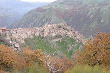 Il Vecchio Centro Storico di Romagnano al Monte, Salerno, Italy