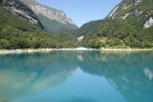 Lago di Tenno, Tenno, Italy