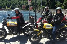 Lake Como Motorbike, Bellagio, Italy