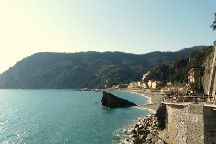 Levanto to Monterosso Trail, Levanto, Italy
